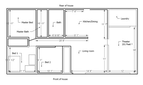 Best Small House Plan by Best Small House Layout Simple Small House Floor Plans