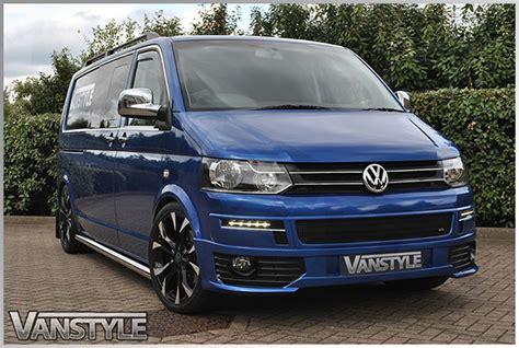 Can I Get A Window Seat - vw t5 10 15 sportline genuine oem front splitter vanstyle