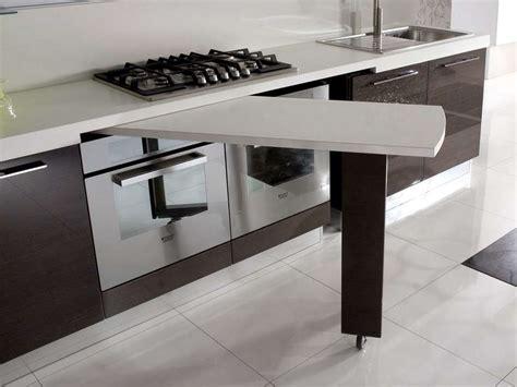 tavoli da cucina a scomparsa tavoli a scomparsa foto design mag