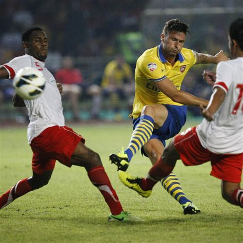 arsenal indonesia arsenal vs indonesia dream team 5 things we learned