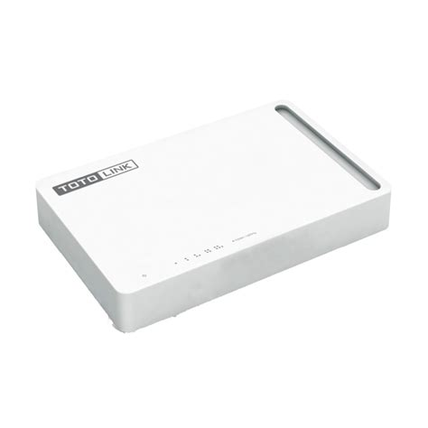 Totolink S505 Switch Desktop 5 Port 10 100mbps totolink s505 network switch price in bd ryans computers