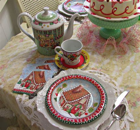 comfort and joy tea penny s vintage home comfort joy tea set