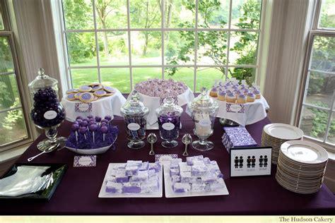 bridal shower dessert bar ideas bridal shower dessert buffet the hudson cakery