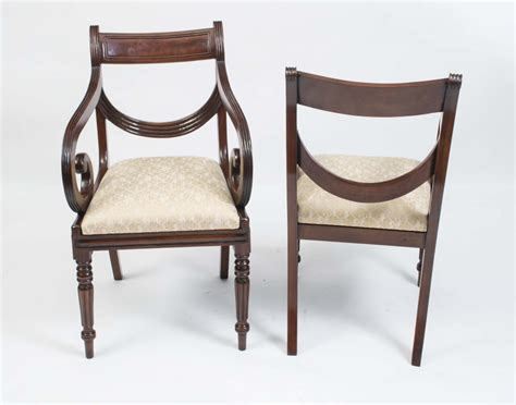 Regency Dining Chair Regent Antiques Dining Tables And Chairs Dining Chairs Regency Dining Chairs Swag