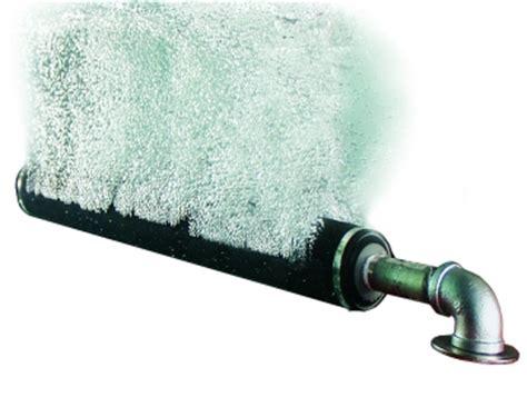 Diffuser Coarse diffusers for coarse and air bubbles tideflex