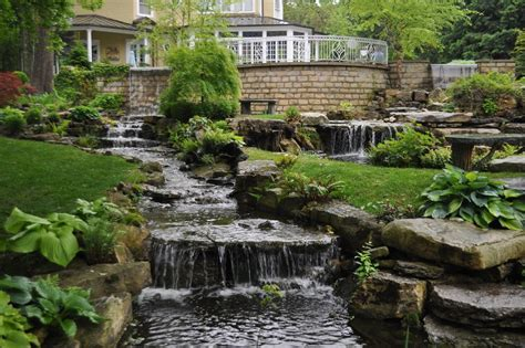 landscaping rock louisville ky with tropical landscape