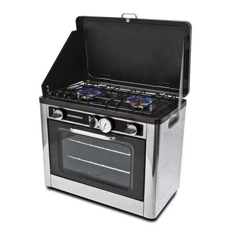 portable gas oven and cooktop companion portable lp gas oven and cooktop