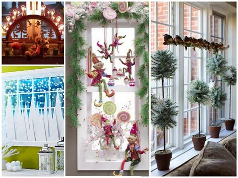 how to decorate your windows christmas special d 233 cor ideas for your home