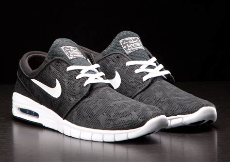 Best Seller Nike Janoski nike sb stefan janoski max black white sneakers addict