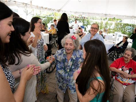 nursing home residents get second chance to celebrate prom