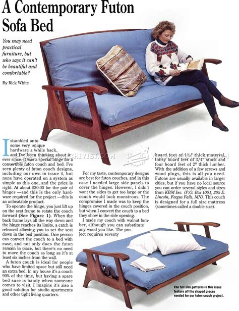 sofa bed plans futon bed plans roselawnlutheran