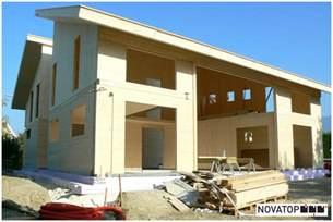 modus house drewno clt w trakcie budowy lens 176 ass architecten