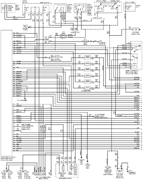 mitsubishi l300 air con wiring diagram circuit and
