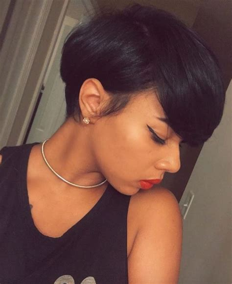 Hairstyles For Black With Relaxed Hair 2017 by Best 25 Relaxed Hairstyles Ideas On Cut