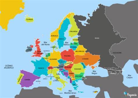 mapa de europa descarga todos mapas de europa listos para