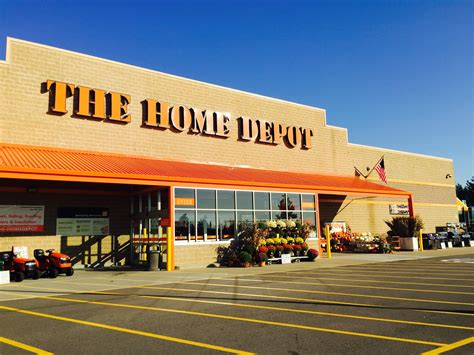 the home depot merrimack new hshire nh