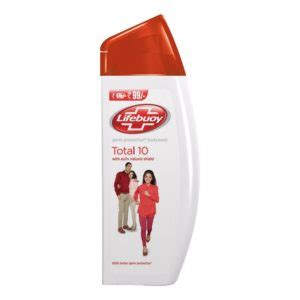 Lifebuoy Mildcare Wash 300 Ml 3 variants buy lifebuoy total 10