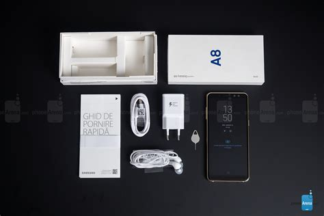 Samsung S8 Jan 2018 samsung galaxy a8 2018 unboxing and look