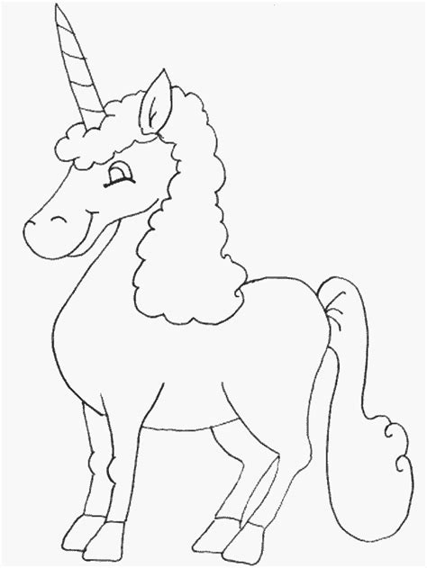 unicorn coloring pages coloringpages1001 com
