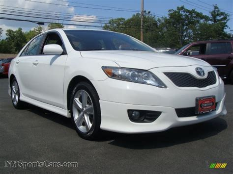 2010 Toyota Camry Se For Sale 2010 Toyota Camry Se In White Photo 3 538812