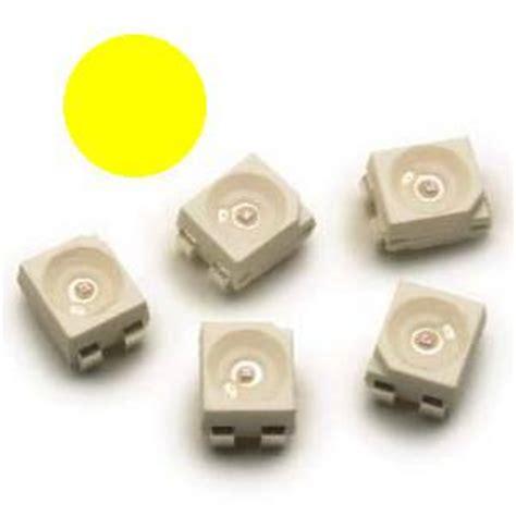 led dioda bílá diody led smd sm elektronik