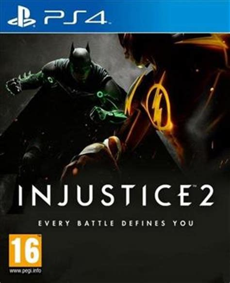 Ps4 Injustice 2 New injustice 2 ps4 release date news reviews releases