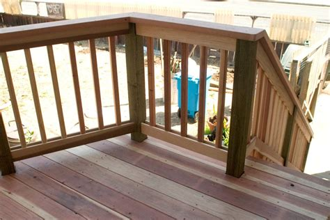 Porch Railing Designs Wood Deck Railing Design Ideas Visit More Deck Railing