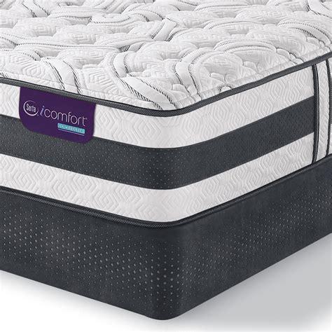 colchones de cing serta hybrid recognition firm california king mattress