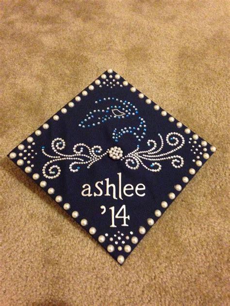 graduation cap decoration the class of 2015