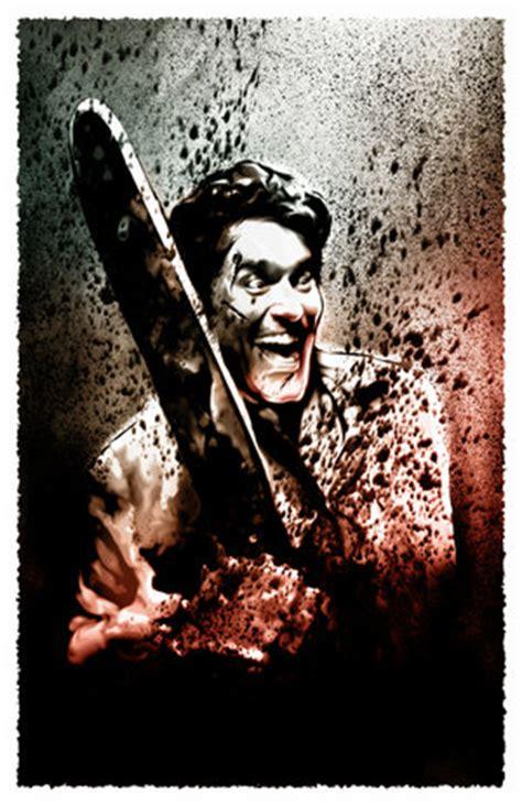 evil dead zombie film you re not bruce cbell zombie defense against