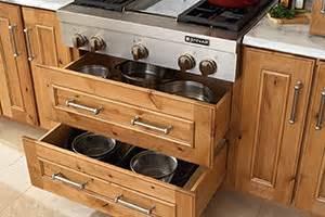 Kitchen Cabinet Pot Organizer Pots And Pans Storage