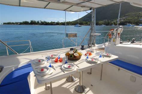 catamaran mauritius black river catamaran de luxe jph charters ile maurice