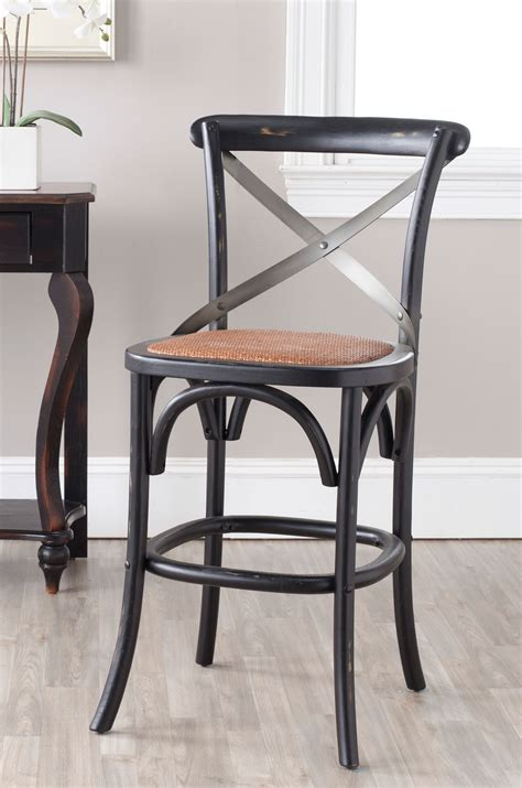 Safavieh Furniture Island Amh9505b Counter Stools Furniture By Safavieh
