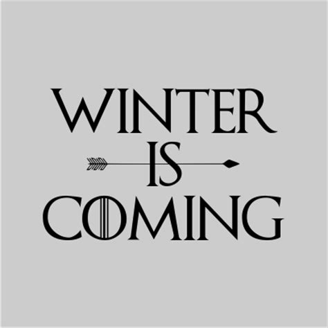 Tshirt Winter Is Coming I winter is coming juicebubble t shirts