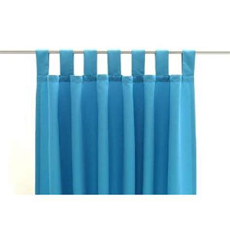 schlaufenschal vorhang gardine t 252 rkis 140x245cm ebay - Gardinen T Rkis