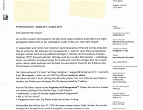 Muster Schreiben Nebenkostenerhöhung Unzul 228 Ssige Preiserh 246 Hungen Bei Gas Und Strom Strom Heizung Finanztip Community