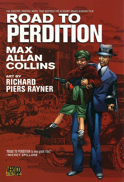 the road to after books graphic novel review road to perdition team hellions