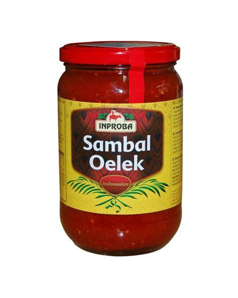 Sambal D buy sambal oelek inproba in dubai