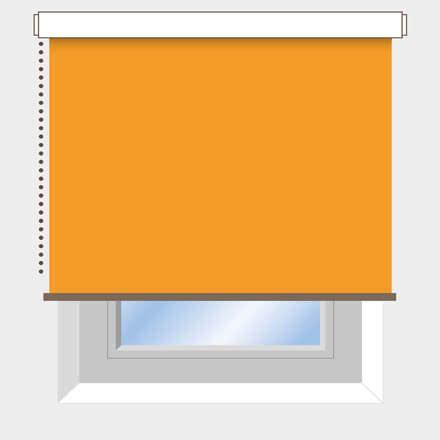 Abstand Zwischen Fenster Und Sichtschutz by Sichtschutzrollos Privatsph 228 Re Nach Ma 223 F 252 R Ihr Zuhause