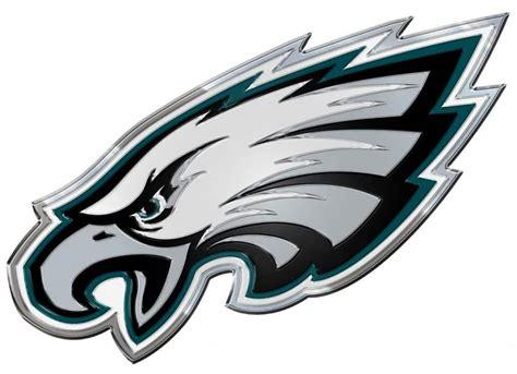 philadelphia eagles colors philadelphia eagles color auto emblem die cut detroit