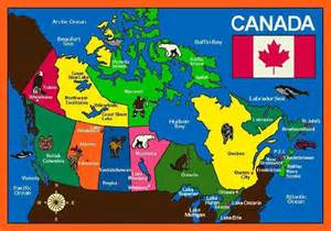 map of canada with water bodies oh canada 169 canadian classroom rug