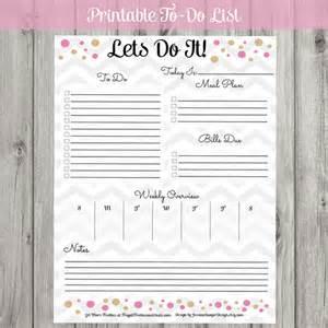 free printable to do list kids activities saving money