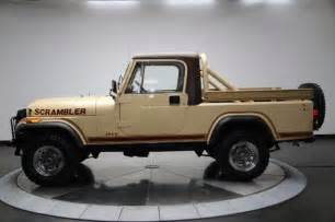 Is Jeep A Gm Vehicle 1981 Jeep Scrambler 4wd Gm 350 V8 Restored Amazing