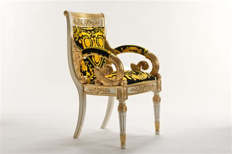 versace armchair the luxurious versace vanitas chair