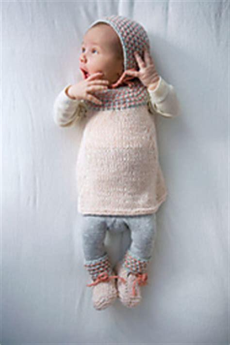 pickles knitting ravelry impress dress en liten finkjole pattern by