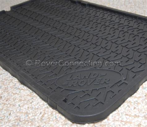 land rover defender floor mats land rover defender 90 110 factory genuine oem rubber mats