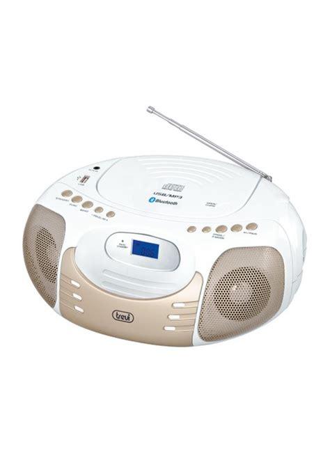lettore cd con ingresso usb radio stereo portatile lettore cd mp3 ingresso usb aux