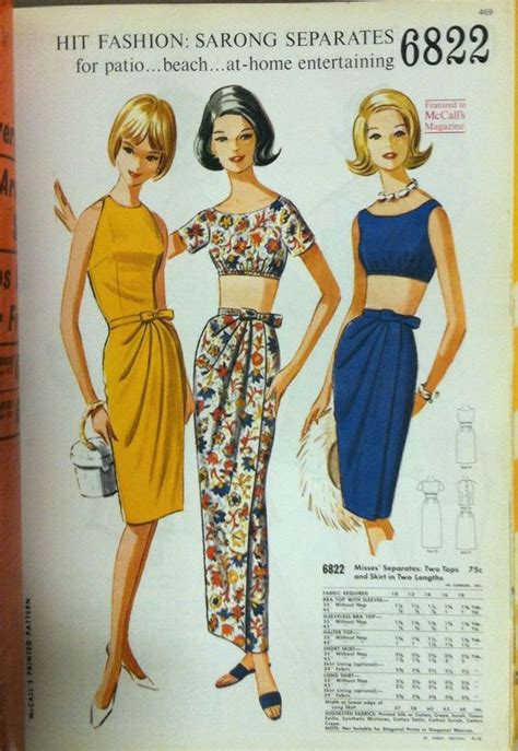 vintage pattern archive discussion topic the appeal of vintage patterns mccalls