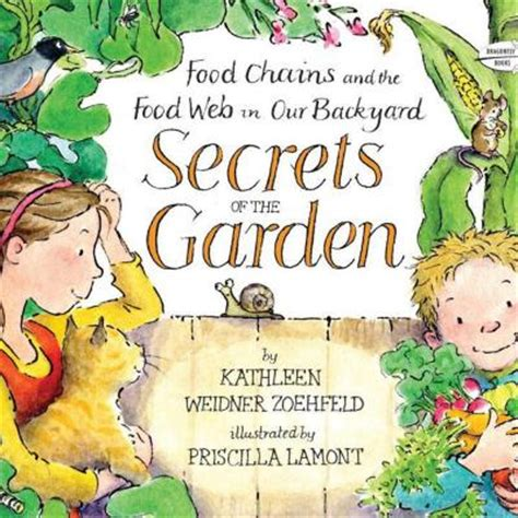 Backyard Food Chain by Secrets Of The Garden Food Chains And The Food Web In Our