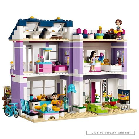 lego friends emma s house lego friends emma s house by lego 41095 ebay